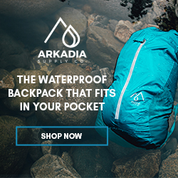 Arkadia Backpacks