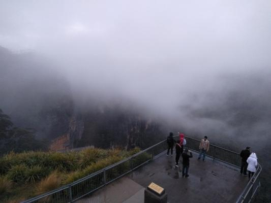 Three Sisters Lookout
